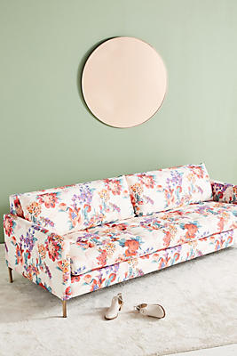 Slide View: 1: Liberty for Anthropologie Geo Paradise Garden Angelina Sofa