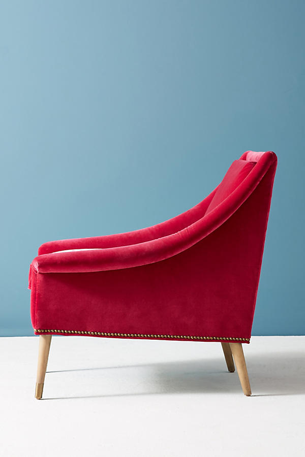 Slide View: 4: Purcella-Printed Tillie Chair