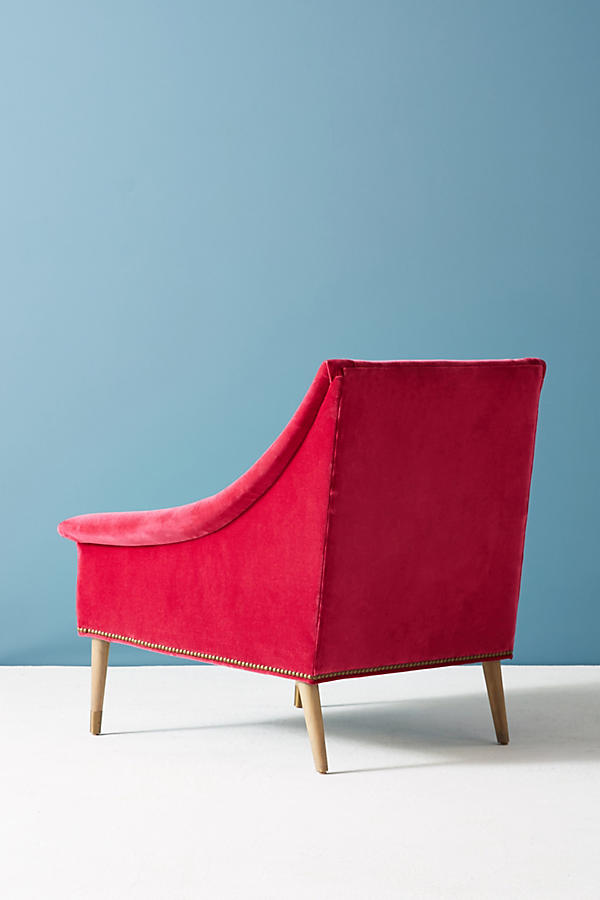 Slide View: 5: Purcella-Printed Tillie Chair