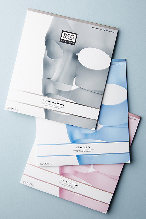 Slide View: 2: Erno Laszlo Soothe & Calm Hydrogel Mask