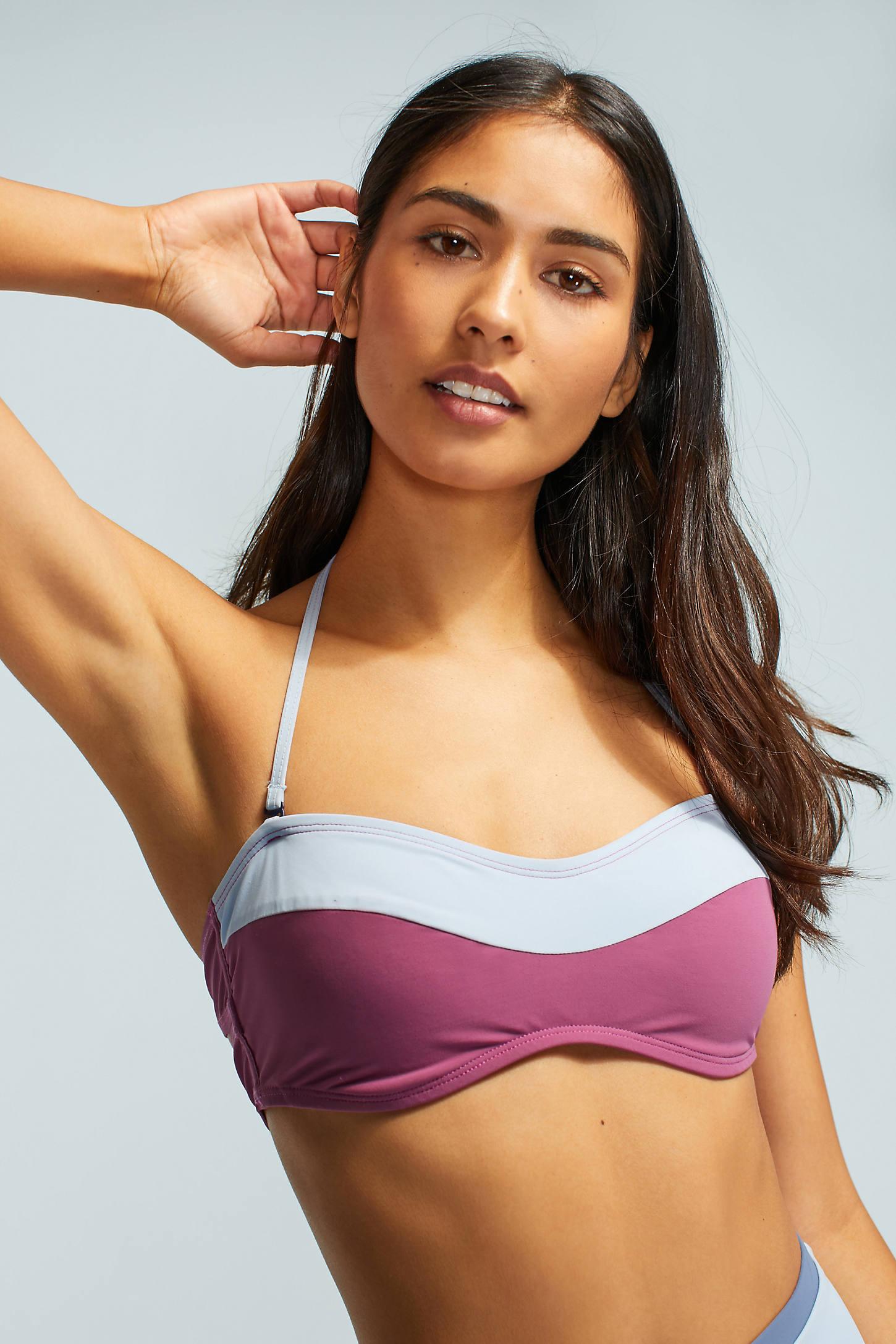 Flagpole Lisa Bandeau Bikini Bikini Top