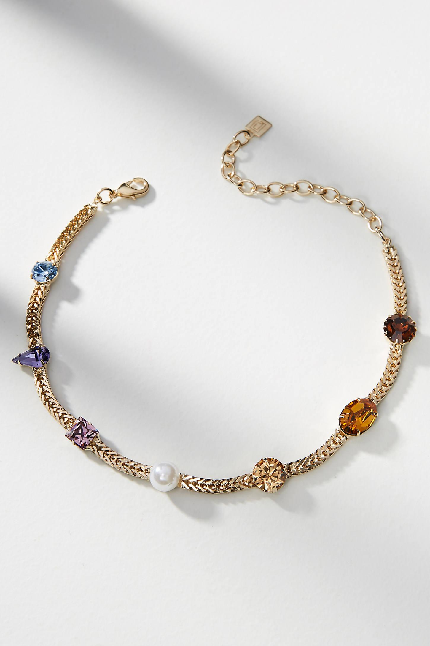 Jett Choker Necklace