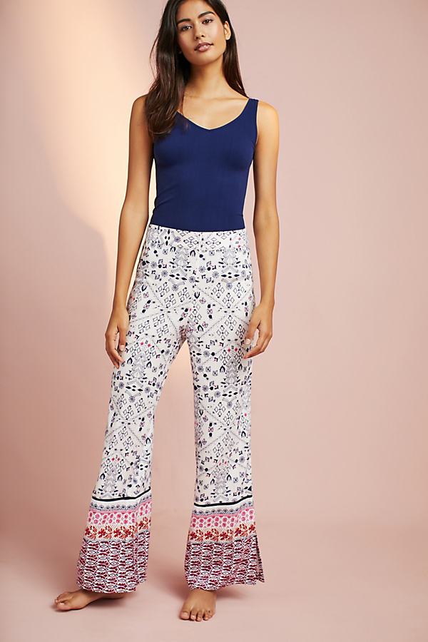 Sweet Dreams Sleep Pants - Neutral Motif, Size M