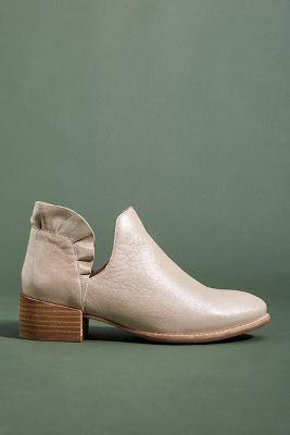 a7460455fd93 Seychelles Ruffled Ankle Booties  148