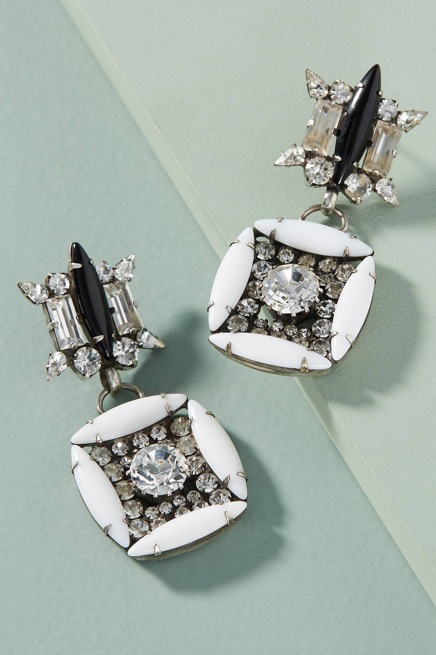 Wilhelmina Drop Earrings