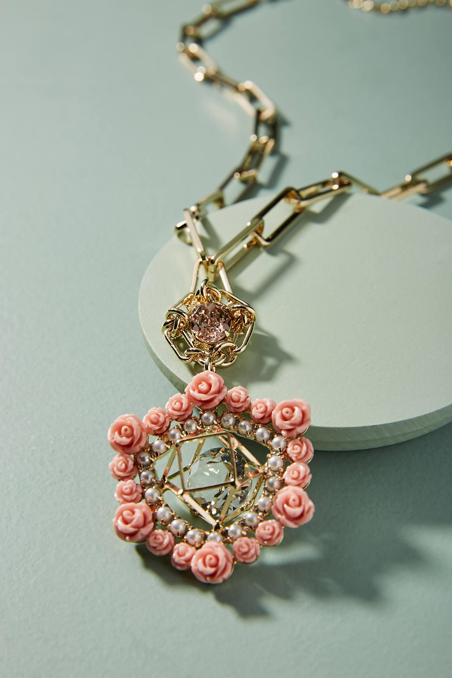 Harte Drop Necklace
