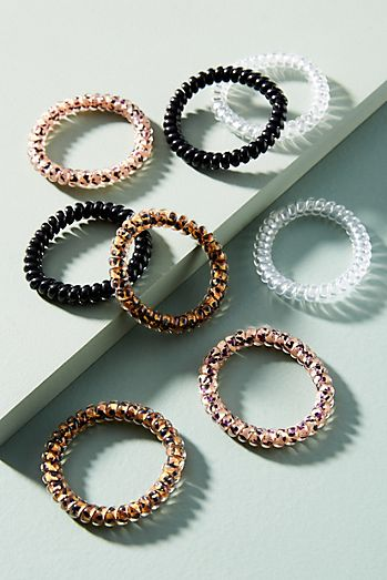 Coiled Hair Tie Set 2858a3826a3