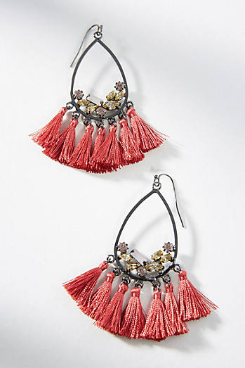 Demelza Drop Earrings