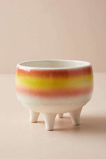 Glazed Ombre Planter