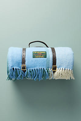 Slide View: 3: Soho Home Country House Picnic Blanket