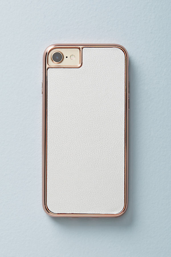 Foundation iPhone 6/6s, 7, 8 Case - White