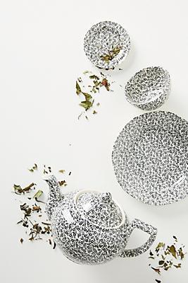 Slide View: 2: Soho Home Burleigh Felicity Teapot