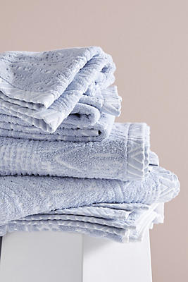 Slide View: 1: Alayna Towel Collection