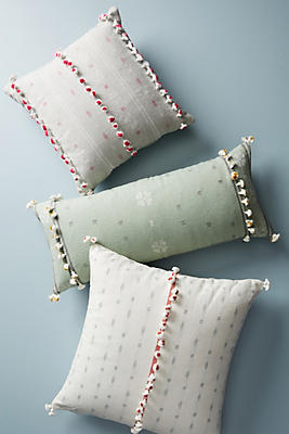 Slide View: 4: Woven Araya Pillow