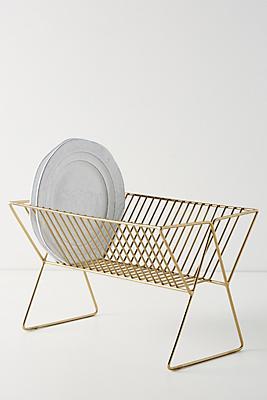 Slide View: 1: Trapezoid Dish Rack