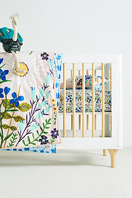 Slide View: 2: Tara Lily Toddler Quilt