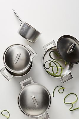 Slide View: 1: Mepra Cookware Set
