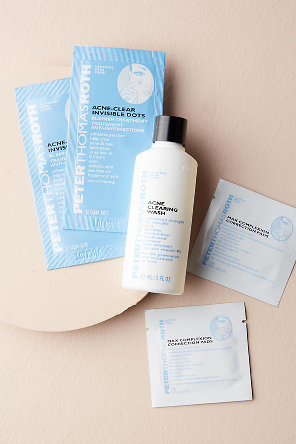 Slide View: 1: Peter Thomas Roth Acne Discovery Kit
