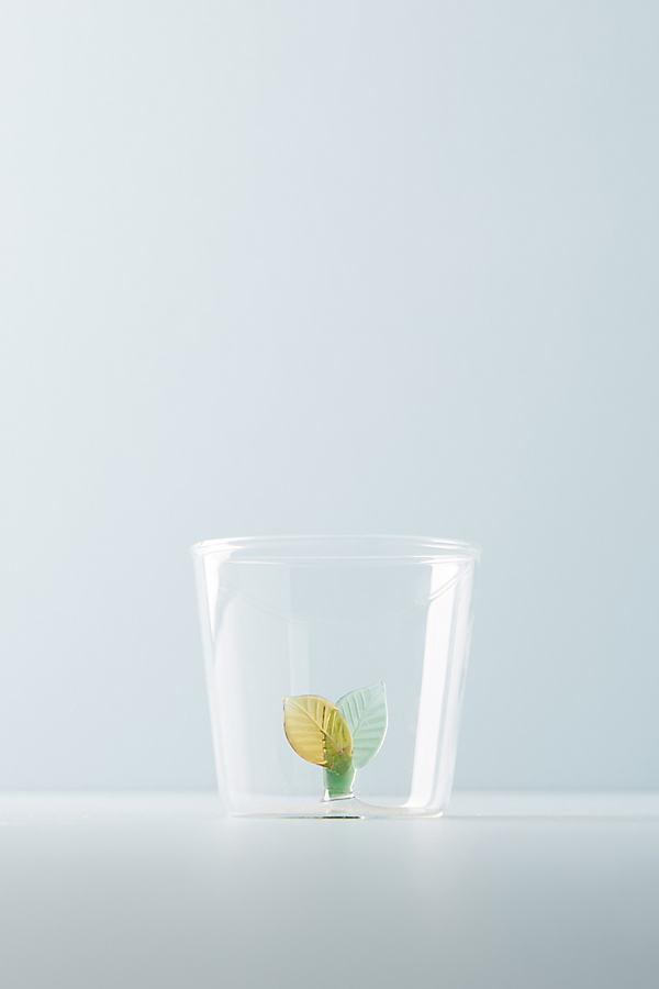 Bauble Tumbler - Green Motif, Size Juice
