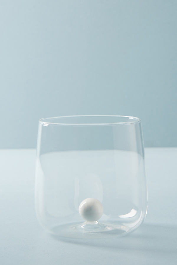 Aurelia Tumbler - White, Size Juice