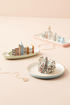 Slide View: 2: City Trinket Dish