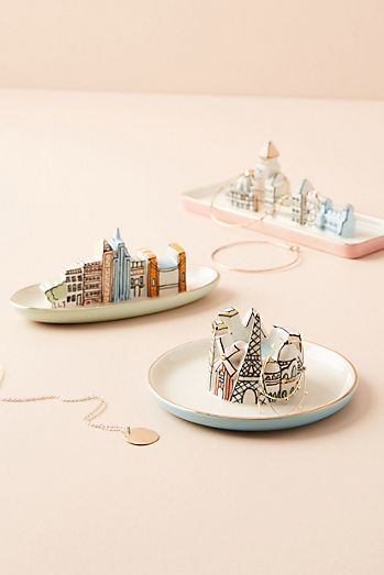 City Trinket Dish