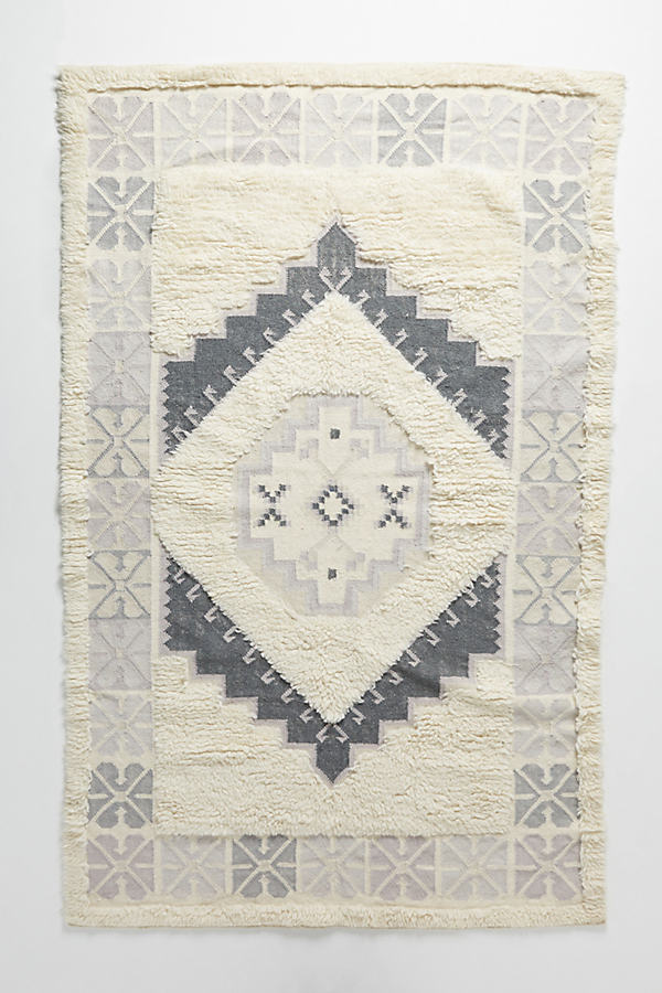 Bonita Rug Swatch - Neutral Motif, Size Swatch