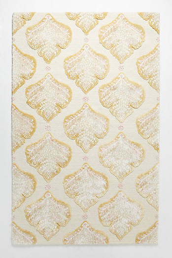 Tufted Foliage Rug