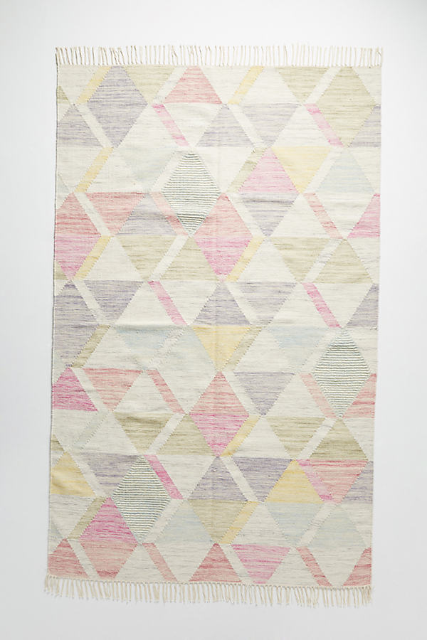 Tufted Isosceles Rug Swatch - A/s, Size Swatch