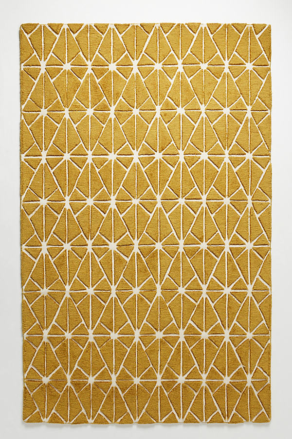 Tufted Cynthia Rug Swatch - Maize, Size Swatch