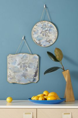 Jacqueline Painted Mirror by Anthropologie