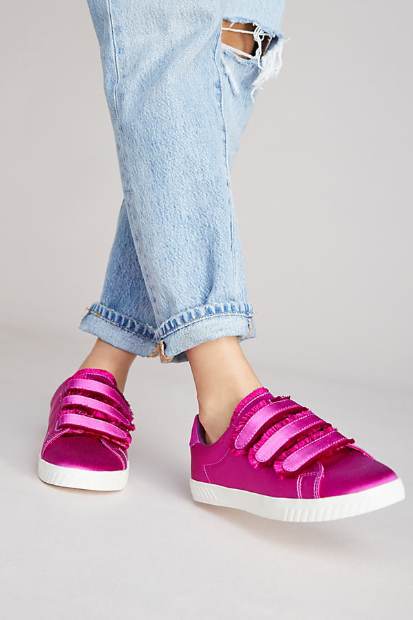 Tretorn Carry II Trainers - Pink, Size 38