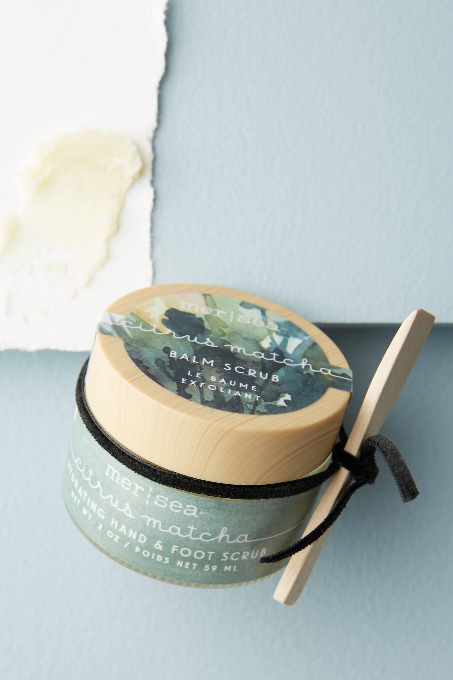 Mer-Sea & Co. Mini Balm Scrub