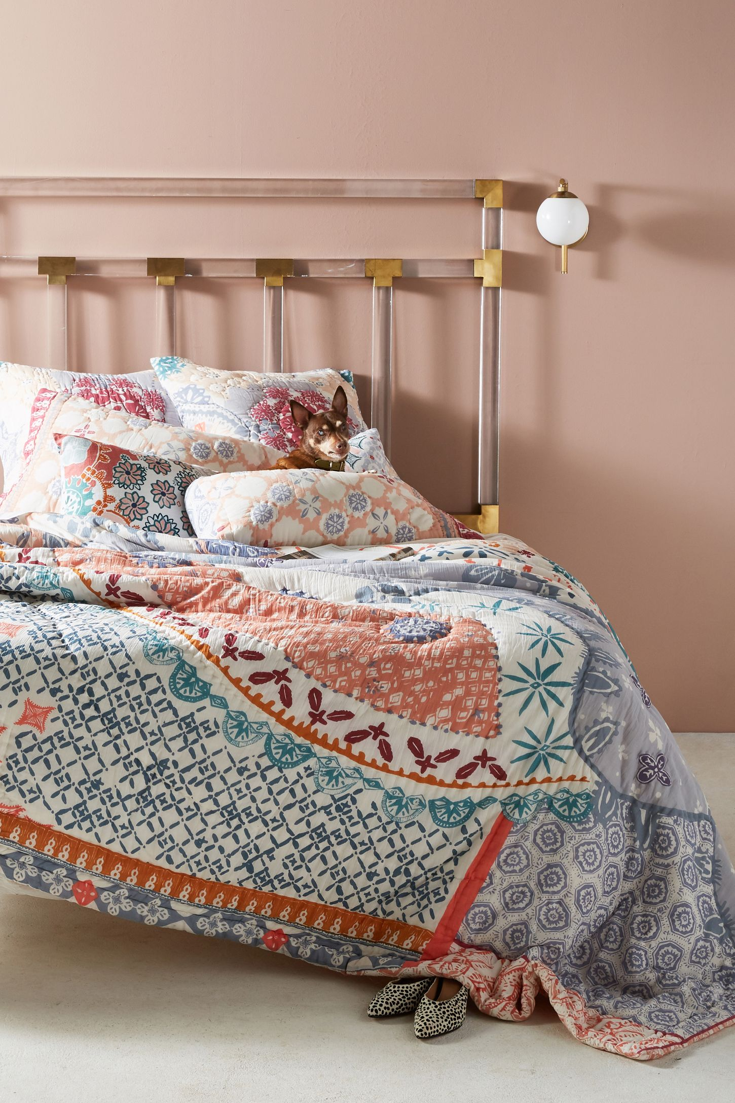 Shop Unique Quilts & Bedding Coverlets | Anthropologie : quilts - Adamdwight.com