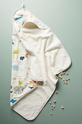 Slide View: 1: Ark Hooded Towel