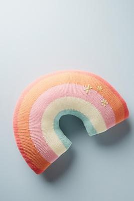 Slide View: 1: Rainbow Pillow