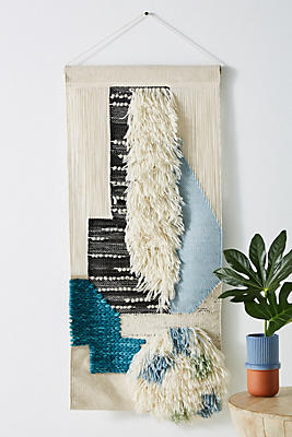 Slide View: 1: Signe Woven Wall Art