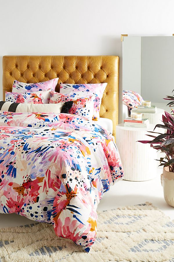 single buy next joules charlotte floral duvet cover amara products cream