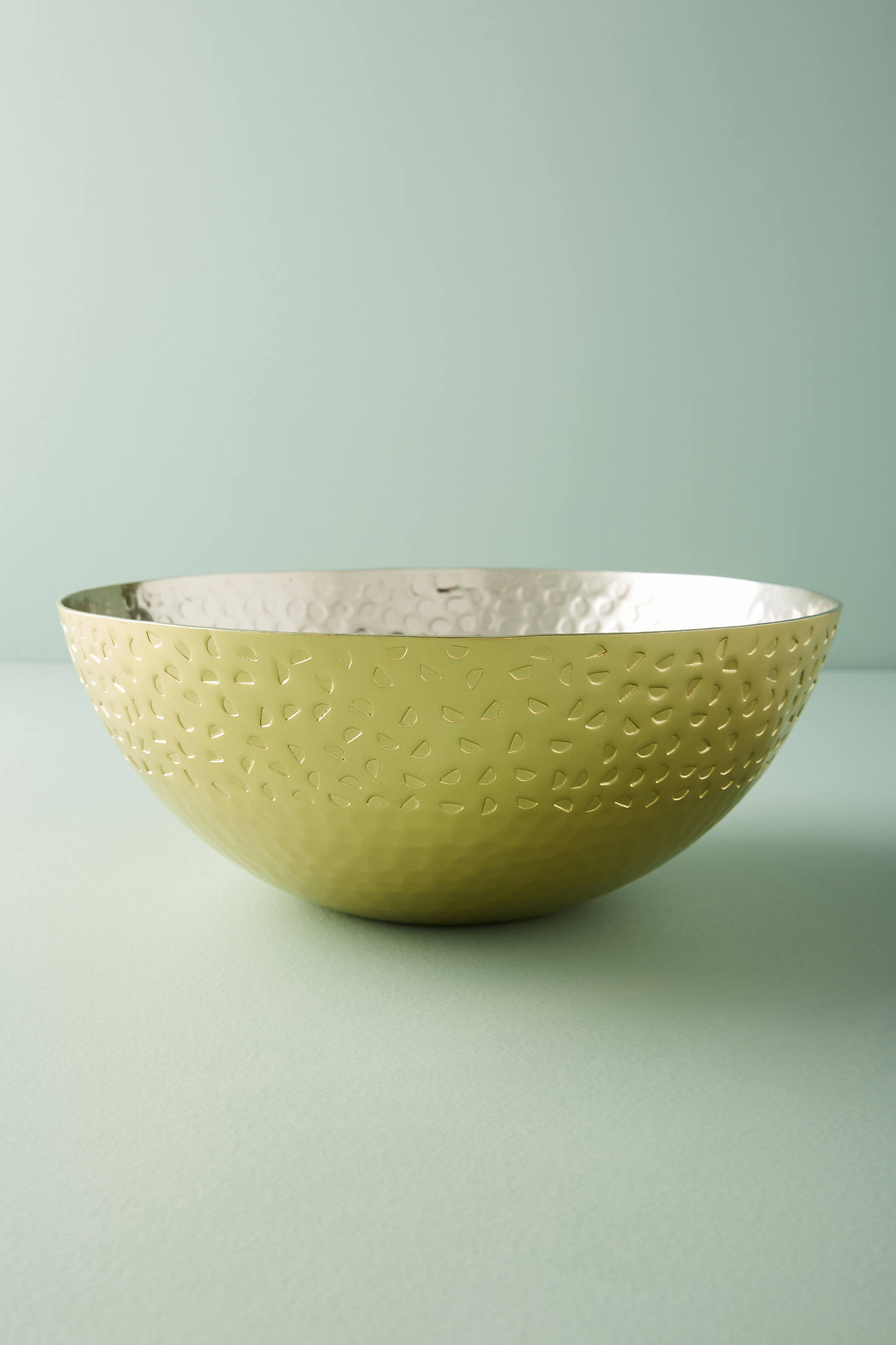 Hammered Zanzi Nesting Bowl