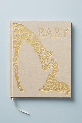Slide View: 1: Heirloom Baby Book