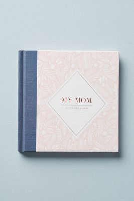 My Parents: Interview Journal by Compendium