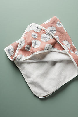 Slide View: 1: Woodland Hooded Towel