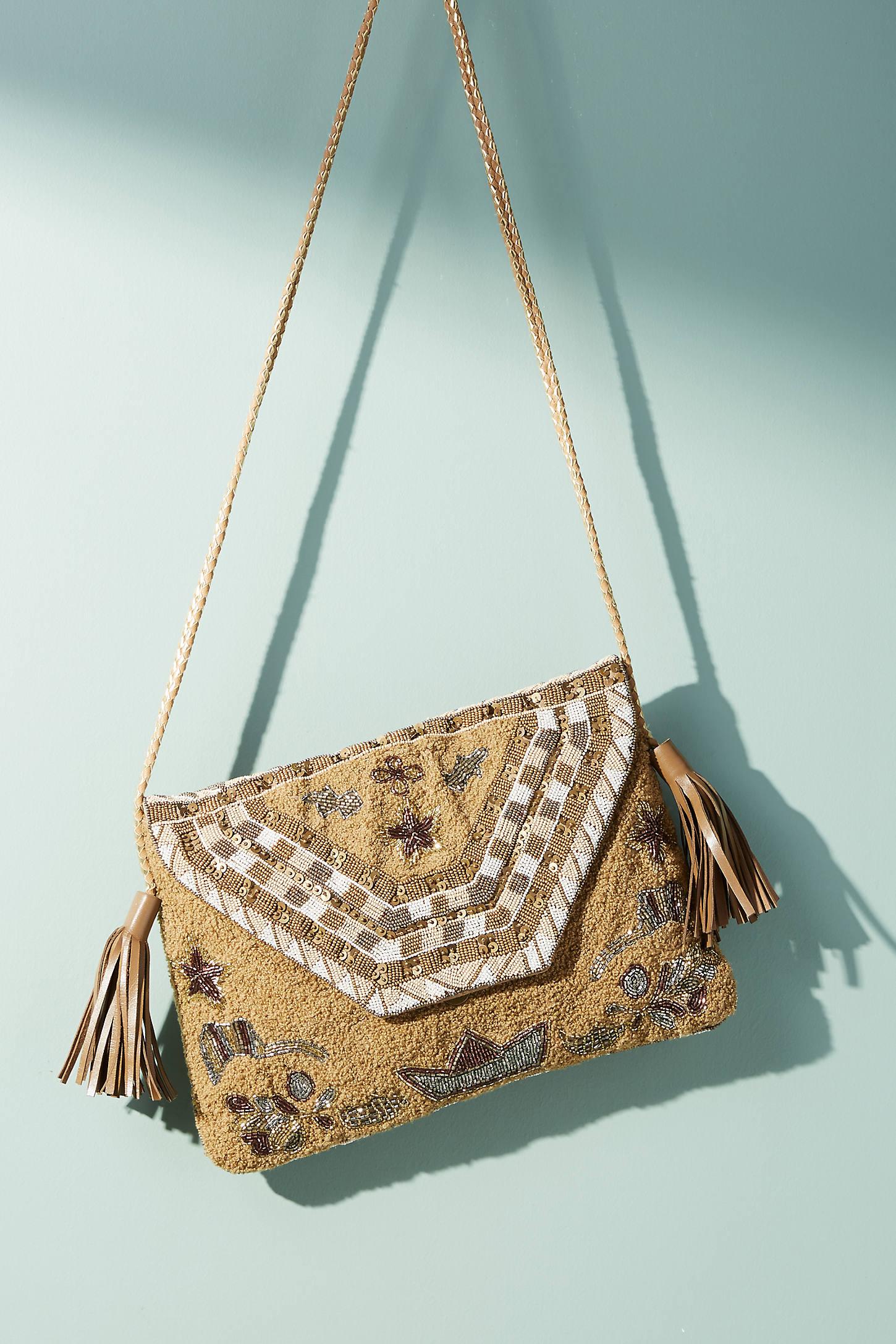 Larache Embellished Crossbody Bag