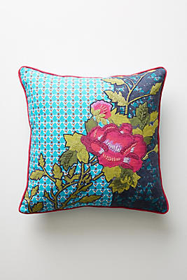 Slide View: 1: Betina Clarke Pillow