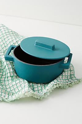 Slide View: 1: Sambonet Terra.Cotto Casserole Pot With Lid
