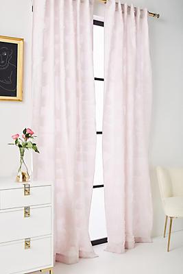 Slide View: 1: Woven Zala Curtain