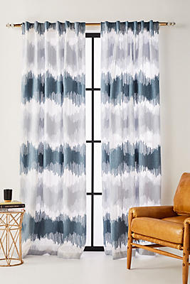 Slide View: 1: Calera Jacquard Curtain