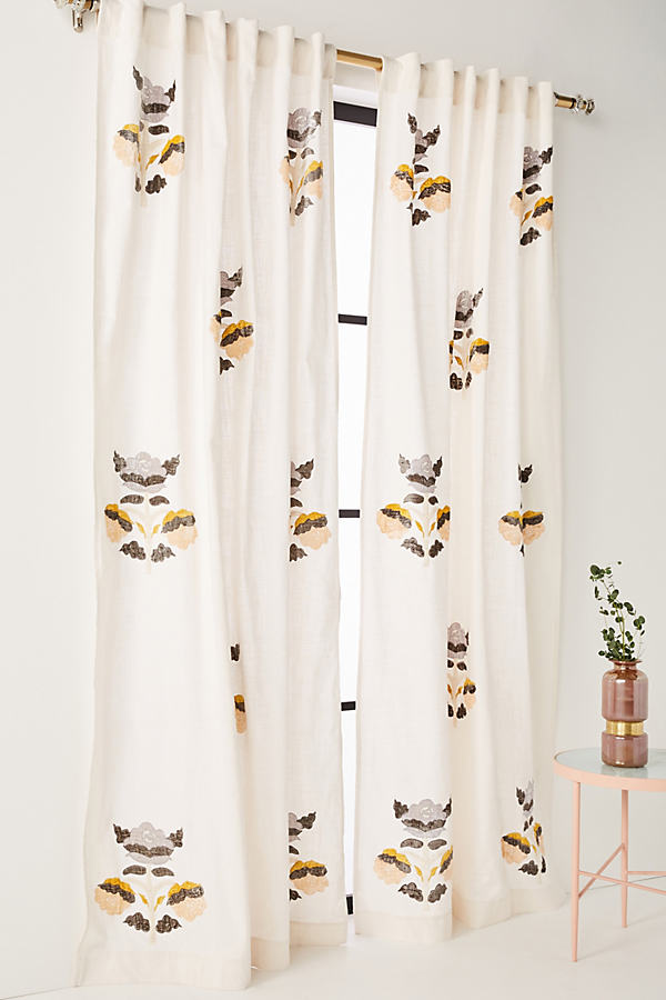 Abby Curtain - A/s, Size 50 X 84