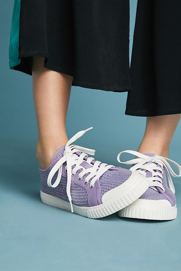 Tretorn Mesh Trainers - Lavender, Size Eu 40