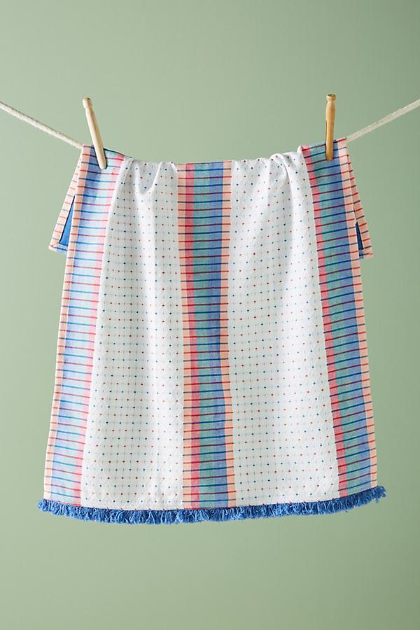 Ponti Tea Towel - A/s, Size Dishtowel